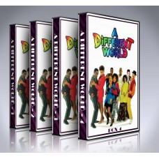 A Different World DVD Box Set - Every Episode - 6 Seasons