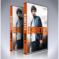 Baretta DVD - Seasons 1 to 3 - 1970s TV Show