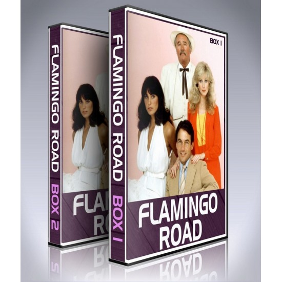 Flamingo Road DVD - Every Episode - 1980s TV Show
