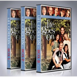 Life Goes On DVD Box Set - Seasons 1 to 4