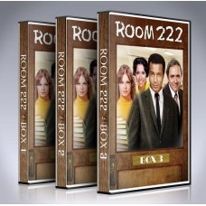 Room 222 DVD - Seasons 3 to 5 - 1970s TV Show
