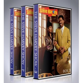 The Steve Harvey Show DVD - Seasons 1-6 Complete Sitcom