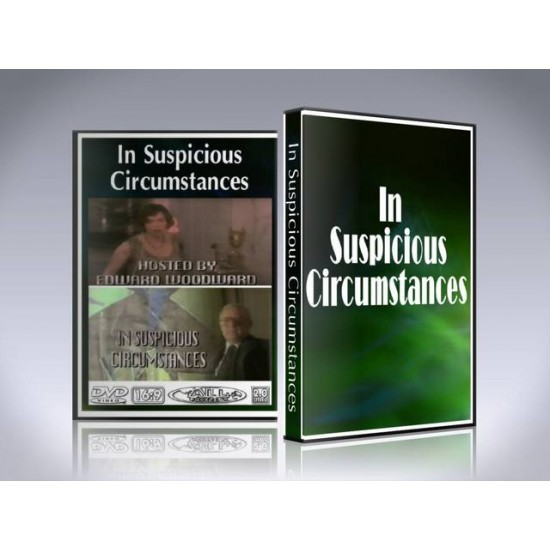 In Suspicious Circumstances DVD Set - 1991 TV Show