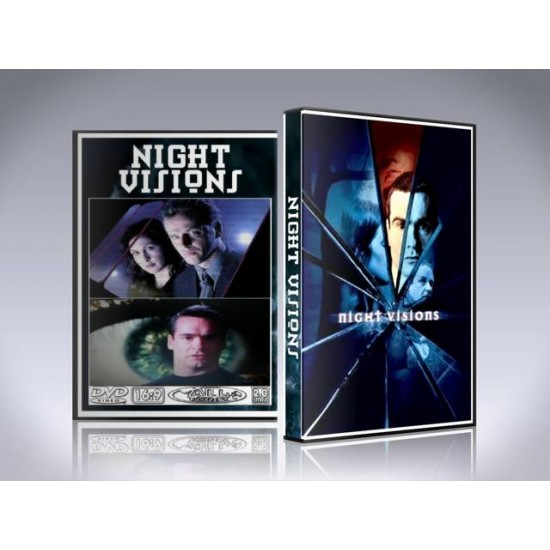 Night Visions DVD Box Set - Henry Rollins - TV