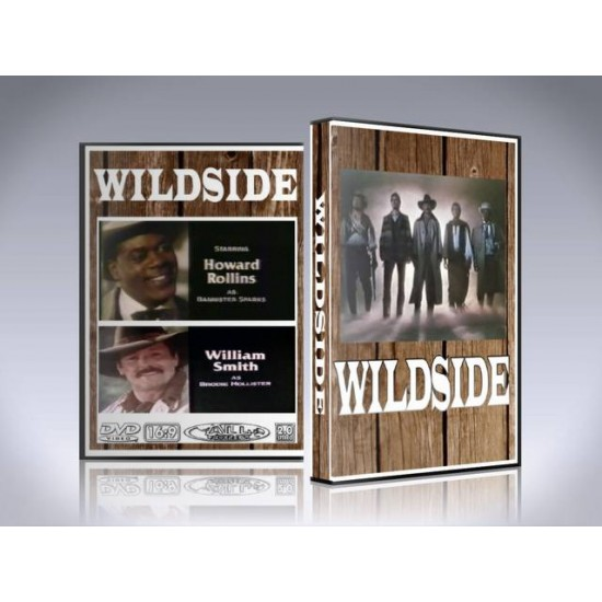 Wildside DVD Box Set - 1980s TV - Meg Ryan