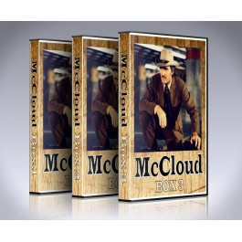 McCloud DVD - Complete Box Set - Seasons 1-7