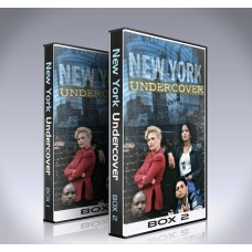 New York Undercover DVD Box Set - Seasons 1-4