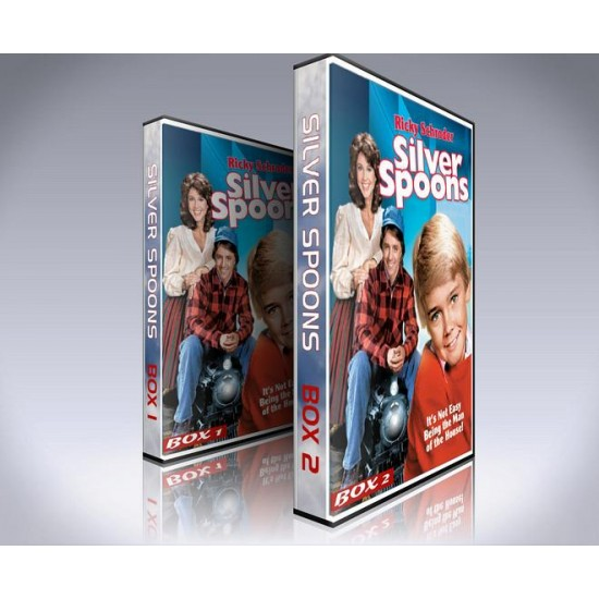 Silver Spoons DVD - Seasons 1-5 - Complete Box Set