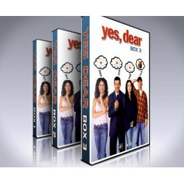 Yes Dear DVD - Seasons 1-6 Complete
