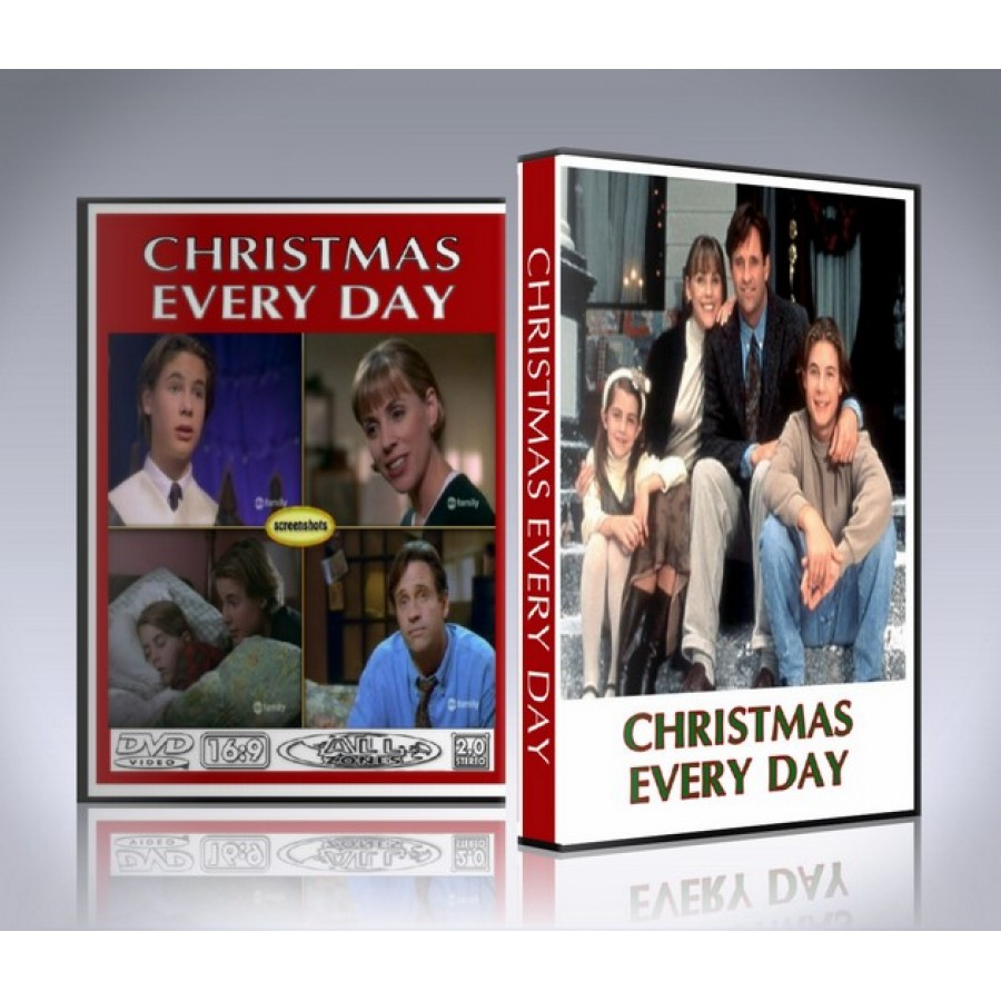 christmas every day dvd 1996 movie