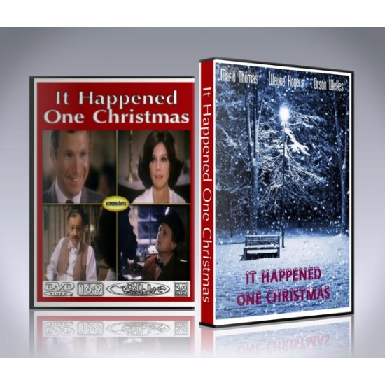 It Happened One Christmas Dvd 1977 Movie