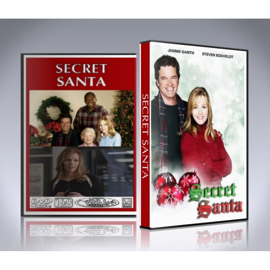Secret Santa Dvd 2003 Movie