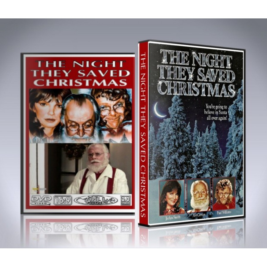 the night they saved christmas dvd 1984 - The Night They Saved Christmas Dvd