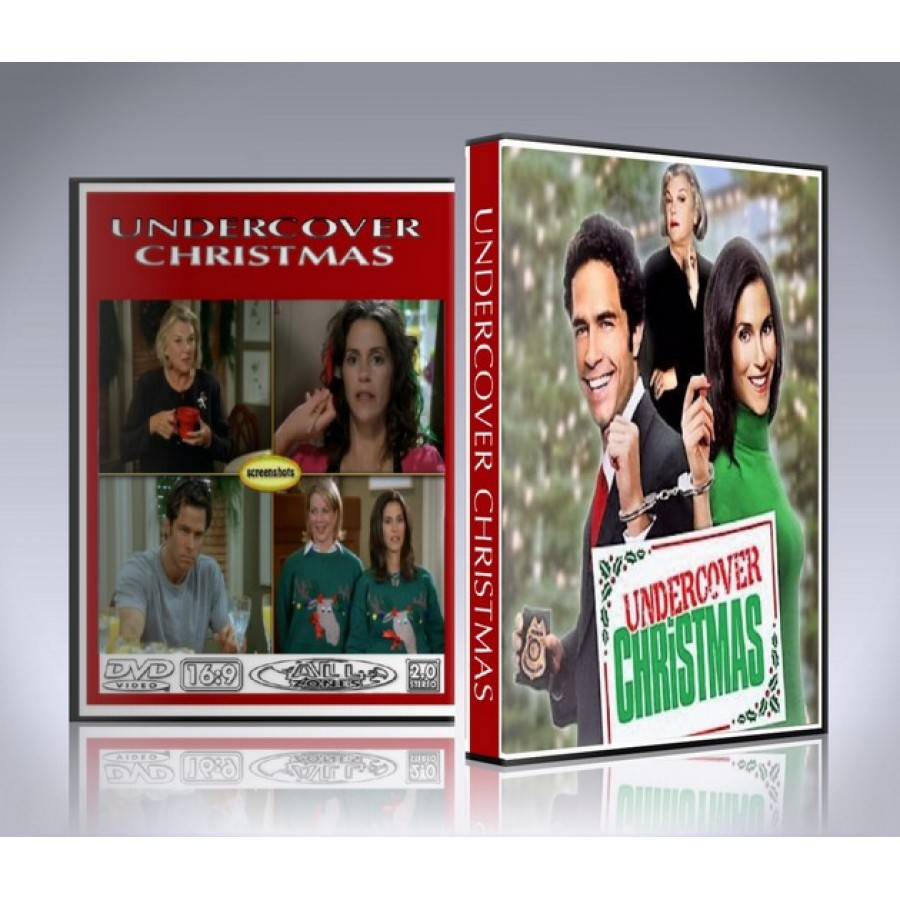 undercover christmas dvd 2003 movie - Undercover Christmas