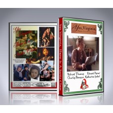 Yes Virginia, There Is a Santa Claus DVD -1991 Movie
