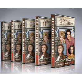 The Beverly Hillbillies DVD Box Set - All 7 Seasons - TV Show