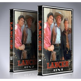 Lancer DVD Box Set - Complete 1960s TV Show