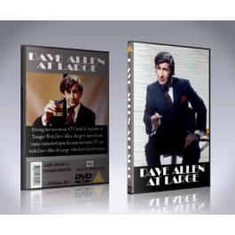 Dave Allen At Large DVD - 1970s TV