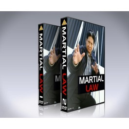 Martial Law DVD - TV - 1998