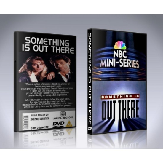 Something Is Out There DVD - TV - 1988