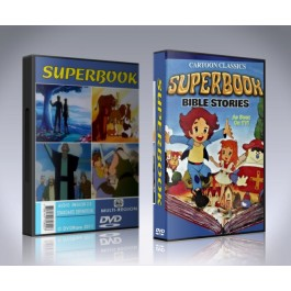Superbook DVD - 1981 Original TV Show