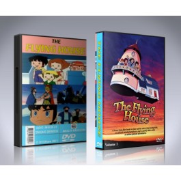 The Flying House DVD - 1982 TV Cartoon