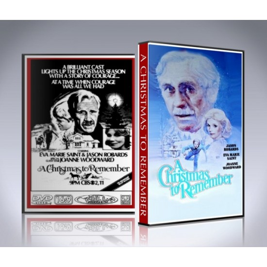 A Christmas To Remember DVD -1978 Movie