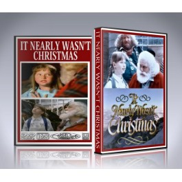 It Nearly Wasn't Christmas DVD -1989 Movie