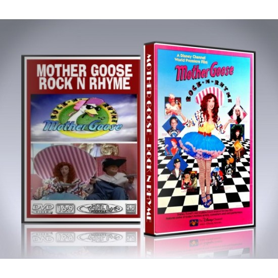 Mother Goose Rock N Rhyme DVD -1990 Movie