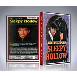 The Legend of Sleepy Hollow DVD - 1980 Jeff Goldblum