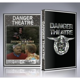 Danger Theatre DVD - 1993 TV Show
