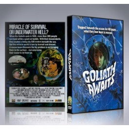 Goliath Awaits DVD - 1981 Movie - Christopher Lee
