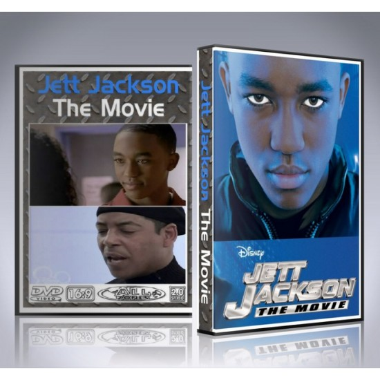Jett Jackson The Movie DVD