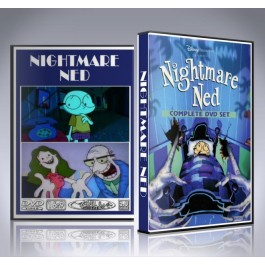 Nightmare Ned DVD - 1997 TV Cartoon - Complete
