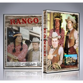 Rango DVD Box Set - 1960s Western TV Show - Tim Conway
