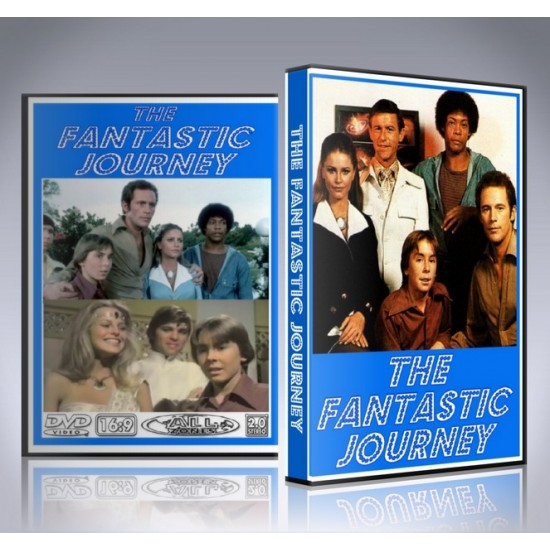 The Fantastic Journey DVD - 1977 TV Show - Complete