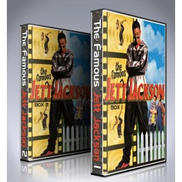 The Famous Jett Jackson DVD - Complete Box Set - Season 1-3