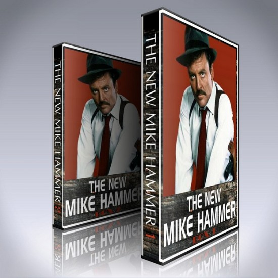 The New Mike Hammer DVD - Complete Box Set - Stacey Keach