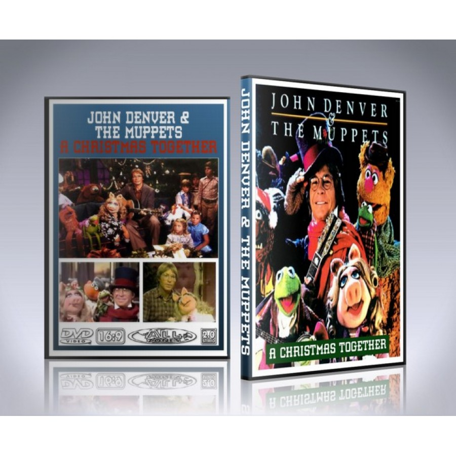 Denver & The Muppets: A Christmas Together DVD