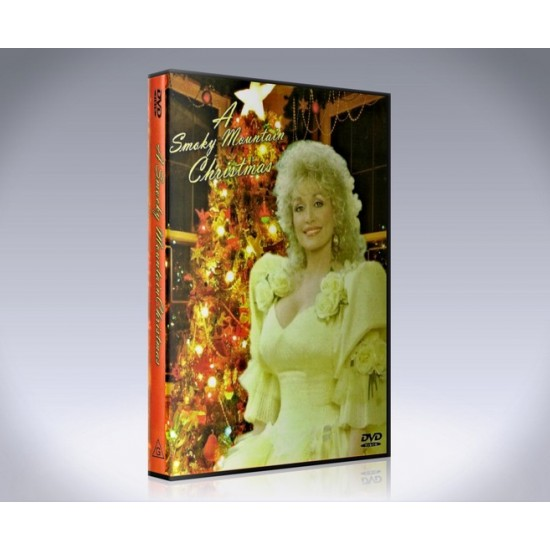 Smoky Mountain Christmas DVD - Dolly Parton