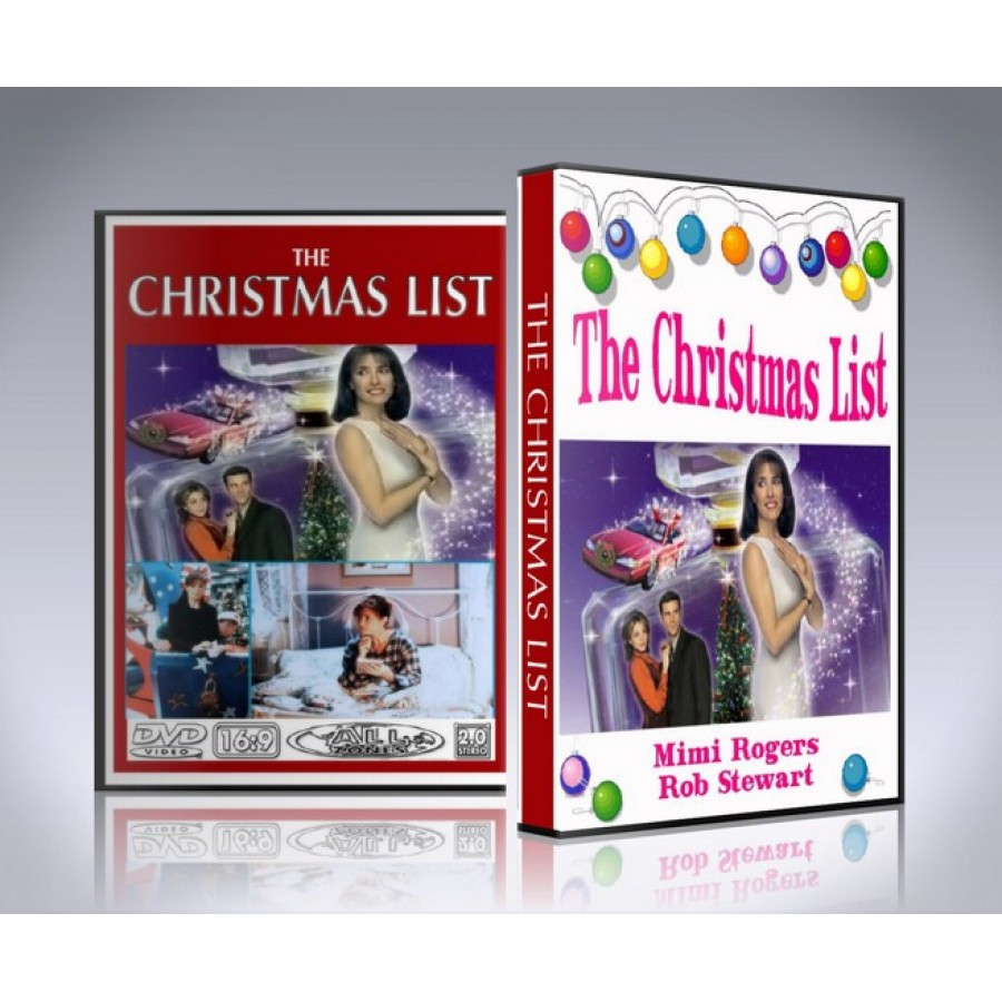 The christmas list movie christmas decore for Christmas movies on cable tv tonight