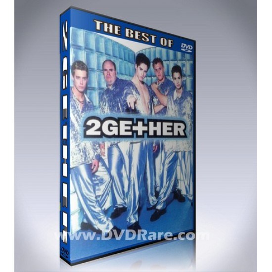 2Gether DVD - MTV - TV Sow & Movie