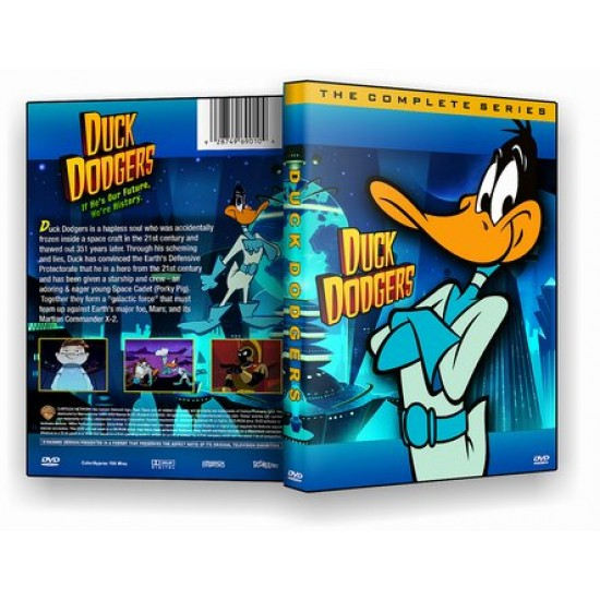 Duck Dodgers DVD Box Set - EVERY EPISODE!! - Daffy Duck
