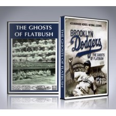 Ghosts of Flatbush DVD - Brooklyn Dodgers HBO Documentary
