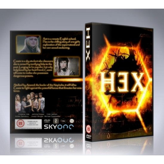 Hex DVD Box Set - Series 1 & 2 - TV Show