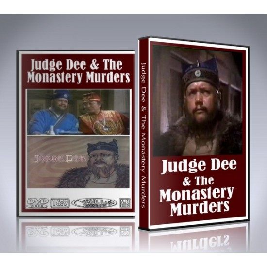 Judge Dee and the Monastery Murders  DVD - 1974 FIlm