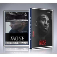 Kobe Bryant's Muse DVD - 2015 Documentary