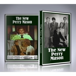 The New Perry Mason DVD - 1970s -  Monte Markham