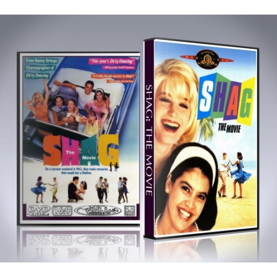 Shag: The Movie DVD - 1989 Movie