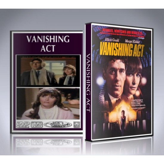 Vanishing Act DVD - 1986 Movie